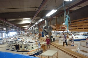 Къде се раждат яхтите