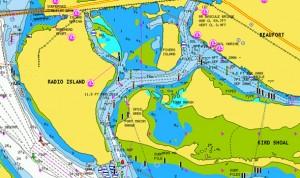 Web Карта Navionics