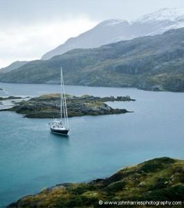 Плаване в Норвегия