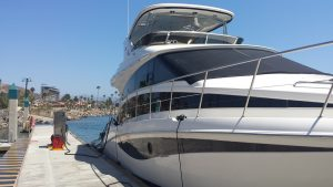 Доставка на лодка от Ensenada,Mexico до Newport Beach,California